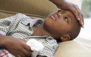 Симптомы бактериального менингита и его особенности