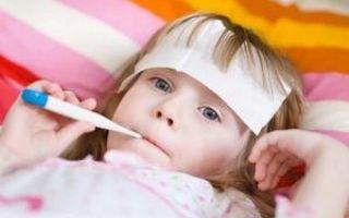 Симптомы менингеального синдрома у детей