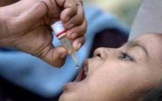 Первые признаки полиомиелита у детей