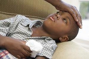 Бактериальный менингит у ребенка