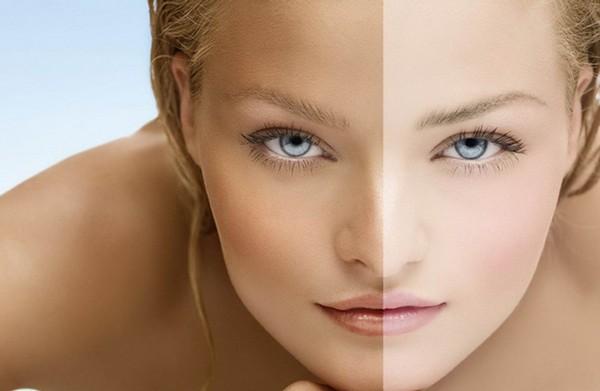 бледность кожи