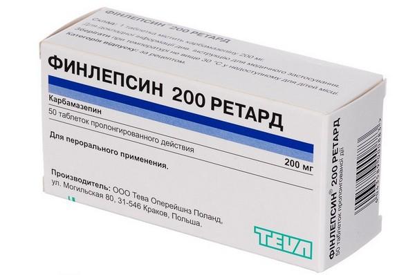 Финлепсин 200