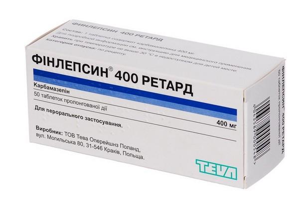 Финлепсин 400