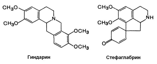 Стефаглабрин сульфат