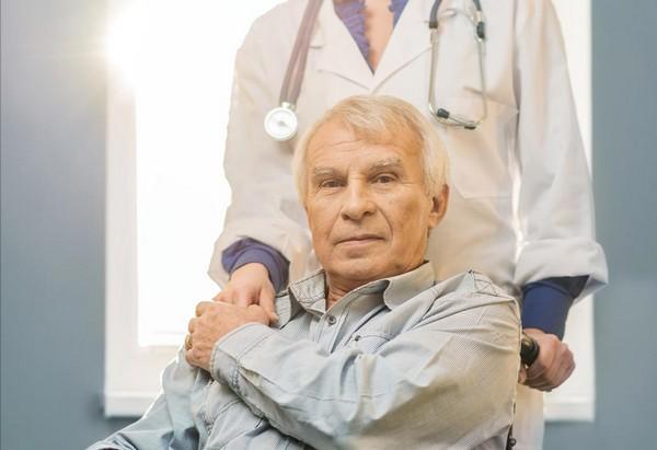 человек с деменцией