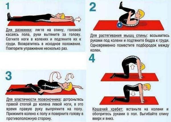 гимнастика при ишиасе