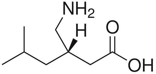 химическая формула Прегабалина