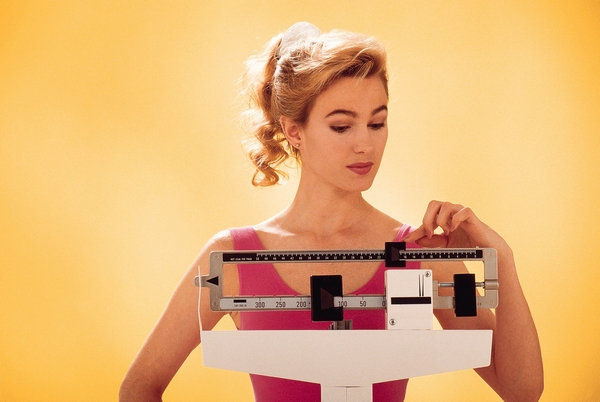 избыточный вес женщины