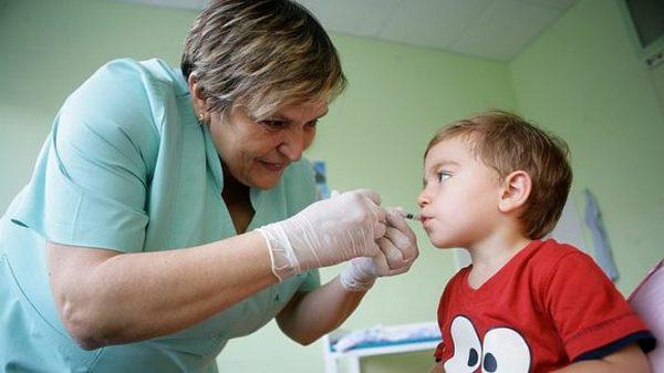 лекарство от полиомиелита