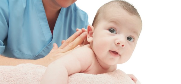 массаж ребенку