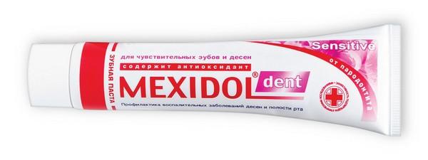 паста мексидол