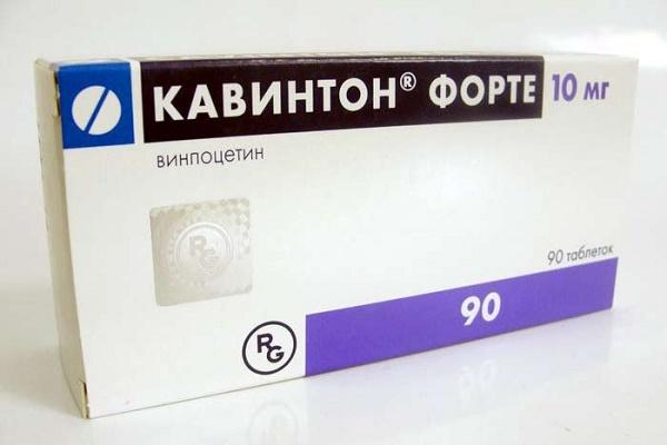 препарат кавинтон