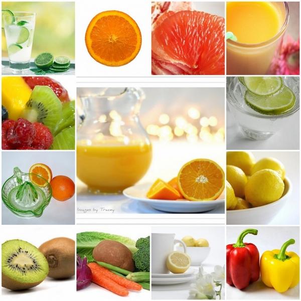 продукты с витаминами