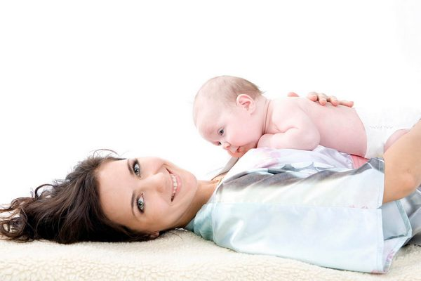 роженица после родов