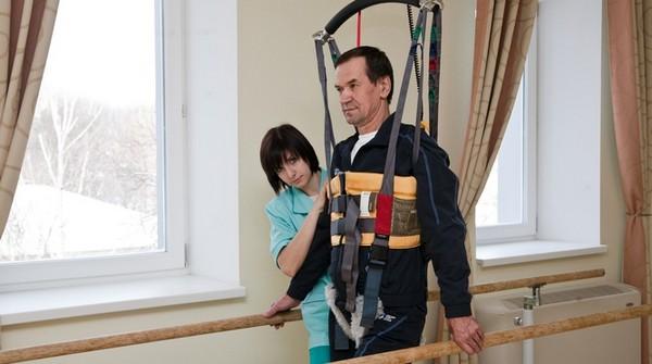 восстановление после паралича