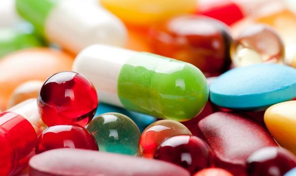 яркие таблетки