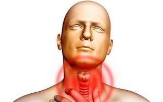 Лечение пареза голосовых связок