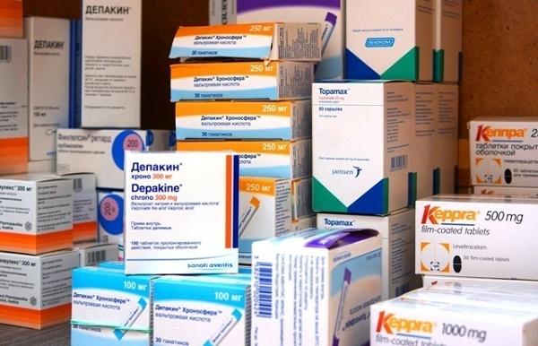 лекарство от эпилепсии