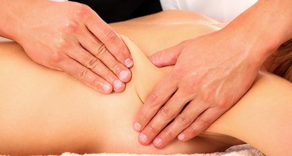 массаж нерва