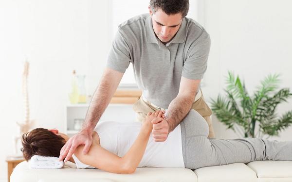 массаж при защемлении
