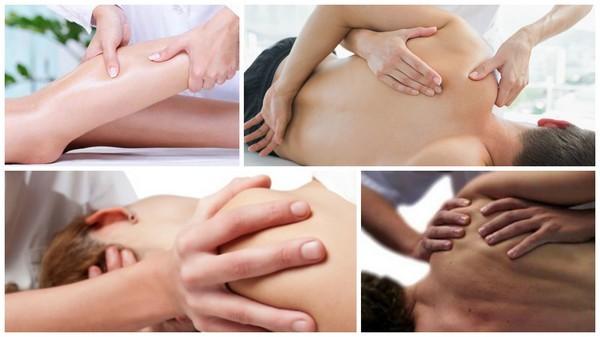 массаж при нералгии