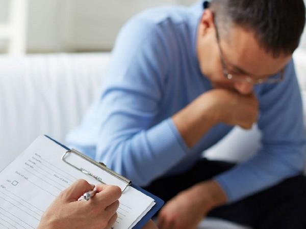 общение с психотерапевтом