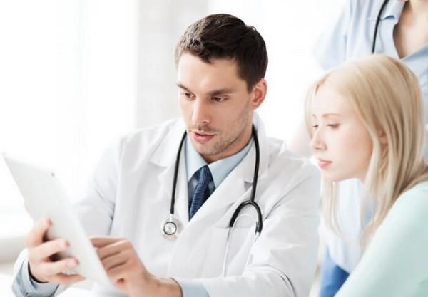 обсуждение с медиками
