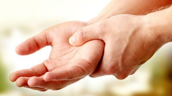 онемение руки
