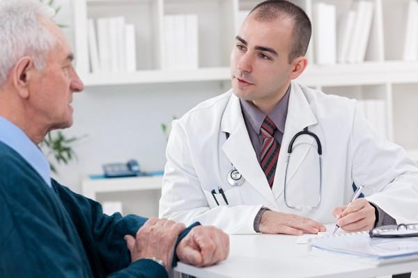 разговор с медиком