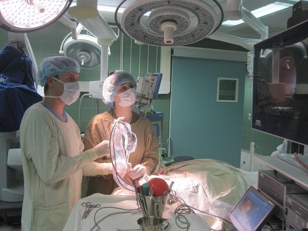 субдуральная гематома операция