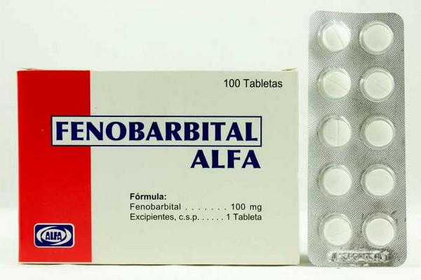 таблетки феноборбитал