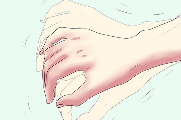 трусится рука