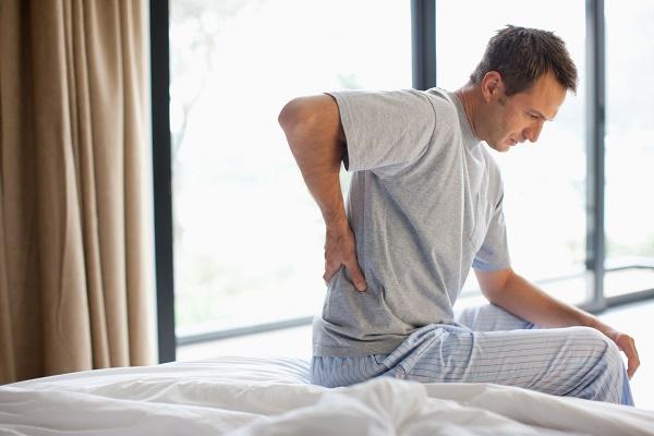 утренняя боль в спине